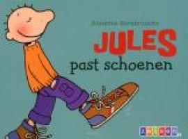 Jules past schoenen