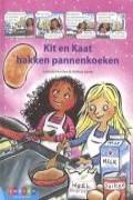 Kit en Kaat bakken pannenkoeken (Estafette)