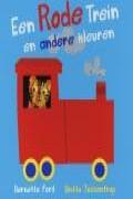 Een rode trein en andere kleuren