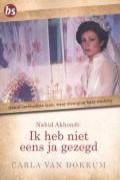 Nahid Akhondi: ik heb niet eens ja gezegd